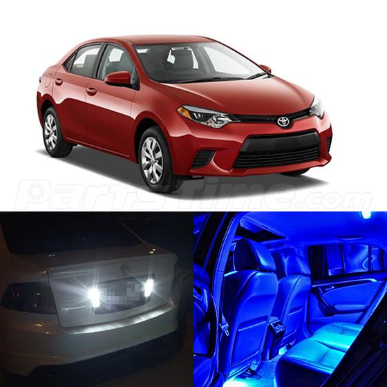 Fit for 2000 2015 toyota corolla interior package license - 2015 toyota corolla interior lights ...